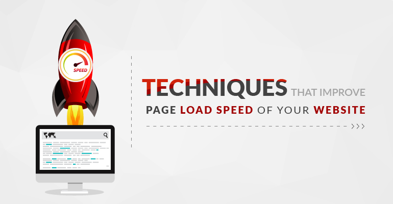Improve Page Load Speed Website