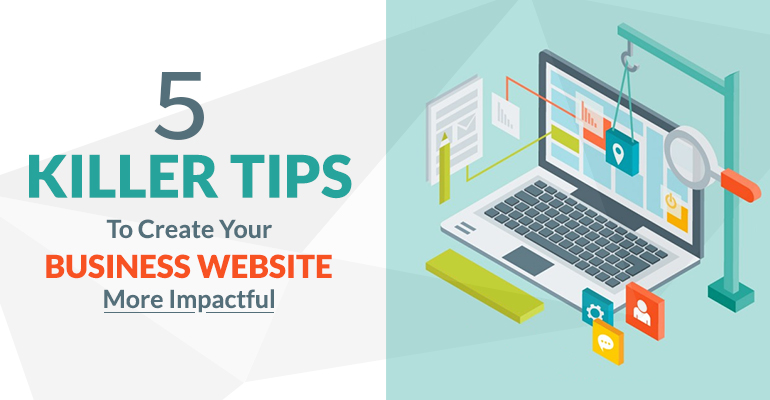 Tips to Create Your Business Website