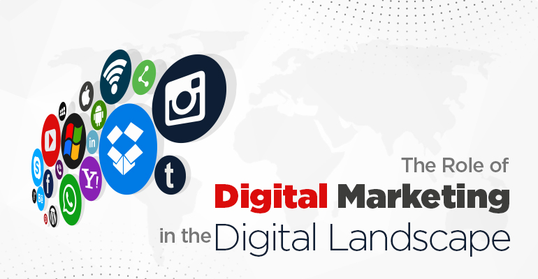The Role of Digital Marketing in the Digital Landscape