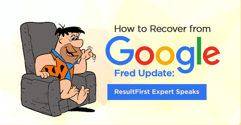 How to Recover from Google Fred Update